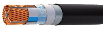 Купить ВБШвнг(А)-ХЛ 5х70 кабель: цена от 1621.5 рублей метр, характеристики и расшифровка, ГОСТ, ТУ, диаметр, вес провода.