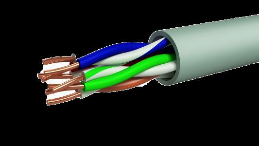 Lan-кабель (Витая пара)