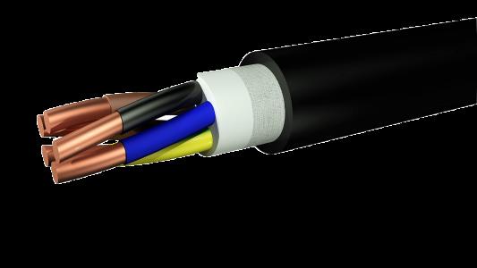 Медный силовой кабель